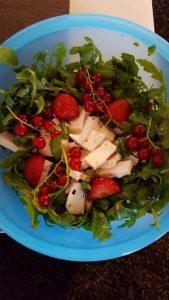 Rucola-Sommer-Salat